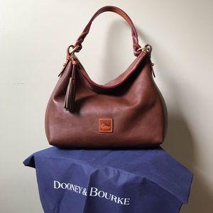 Dooney & Bourke Florentine Twist Strap Hobo